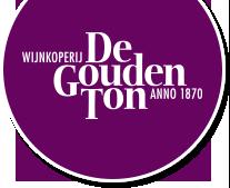 wijnkoperij De Gouden Ton - anno 1870